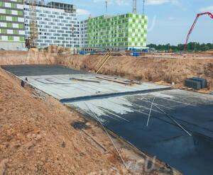 ЖК «Жемчужина Зеленограда»: ход строительства корпуса 10.1