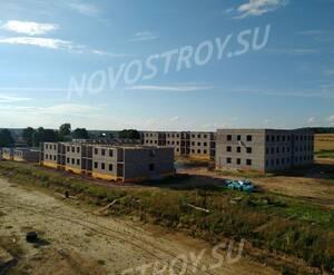 Малоэтажный ЖК «Чеховский Посад»: ход строительства