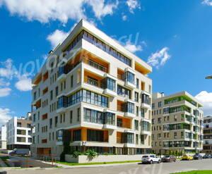 ЖК «Загородный квартал»: ход строительства дома 8