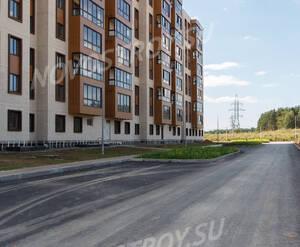 ЖК «Пироговская  ривьера»: ход строительства корпуса 17 из официальной группы Вконтакте