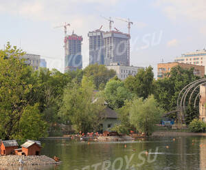 ЖК «Пресня Сити»: с официального форума ЖК Пресня-Сити