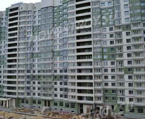 ЖК «Лидер парк»: ход строительства корпуса 2