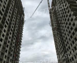 МФК «Парк Легенд»: ход строительства