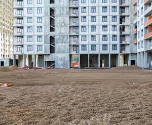 ЖК «Оранж Парк»: ход строительства корпуса 2