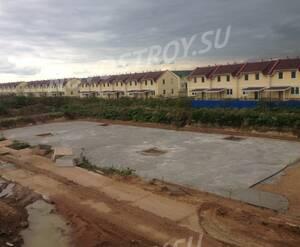 Малоэтажный ЖК «Ижора Сити»: ход строительства корпуса 1 из официальной группы Вконтакте