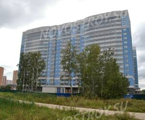 ЖК «Лобня Сити»: ход строительства корпуса 2