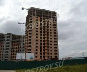 ЖК «Лобня Сити»: ход строительства корпуса 4
