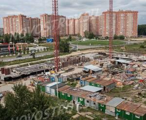 ЖК «Новоград «Павлино»: ход строительства корпуса 22