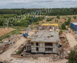 ЖК «Новоград «Павлино»: ход строительства корпуса 25