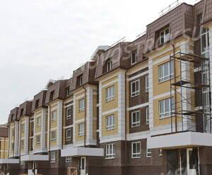 Малоэтажный ЖК «Театральный парк»: ход строительства корпуса 28