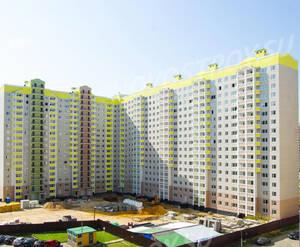 ЖК «Южное Видное»: ход строительства дома 14