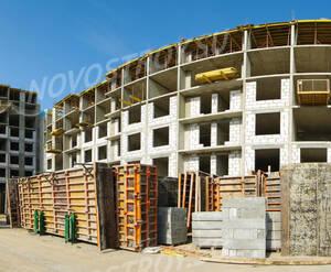 ЖК «Южное Видное»: ход строительства дома 20