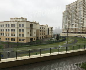 ЖК «Мосфильмовский»: ход строительства школы