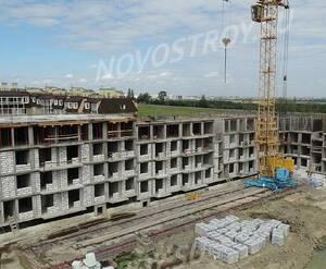 Малоэтажный ЖК «ЭкспоГрад»: ход строительства