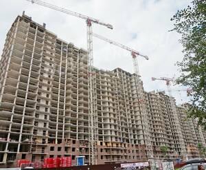 ЖК «Дом у Каштановой аллеи»: ход строительства 5 очереди