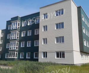 Малоэтажный ЖК «Болтино»: ход строительства корпуса 1