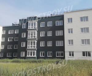 Малоэтажный ЖК «Болтино»: ход строительства корпуса 2