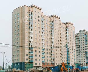 ЖК «Внуково 2017»: ход строительства корпуса 11 из официальной группы Вконтакте