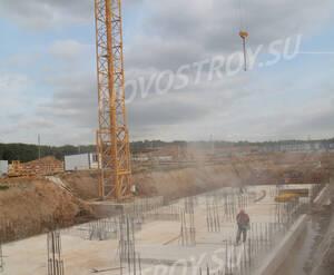 ЖК «Скандинавия»: ход строительства корпуса 13.2