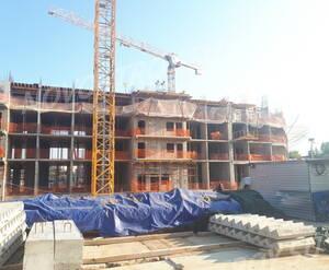 Квартал «Новые Котельники»: ход строительства корпуса 1