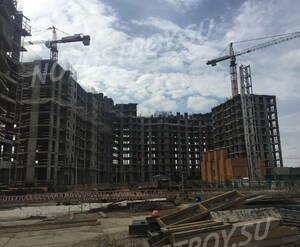 ЖК UP-квартал «Скандинавский»: ход строительства корпуса 3