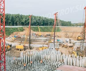 МФК «Спутник»: ход строительства корпуса 4,6