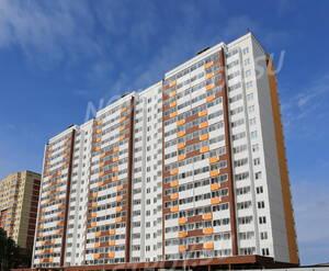 ЖК «Квартал Лукино»: ход строительства корпуса 7