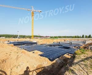 ЖК «Город-событие «Лайково»: ход строительства дома 36