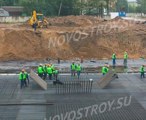 ЖК «Митино Парк»: ход строительства корпуса 2