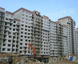 ЖК «Новогиреевский»: ход строительства корпуса 1