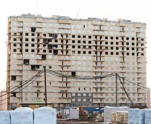 ЖК «Люберцы 2018»: ход строительства корпуса №33