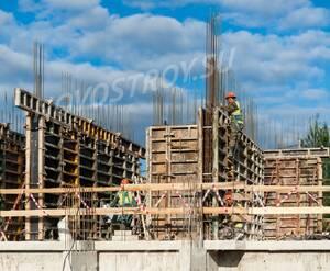 ЖК «Химки 2018»: ход строительства корпуса №5