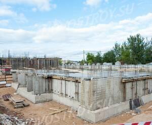 ЖК «Химки 2018»: ход строительства корпуса №6