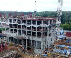 МФК «Citimix»: ход строительства корпуса №3