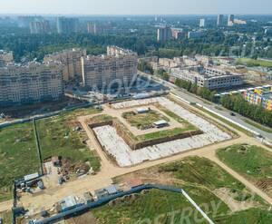 ЖК «Новое Пушкино»: ход строительства корпуса 12