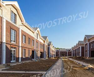 Поселок «KASKAD Park»: ход строительства