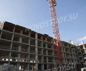 ЖК «Новый Катуар»: ход строительства корпуса 7