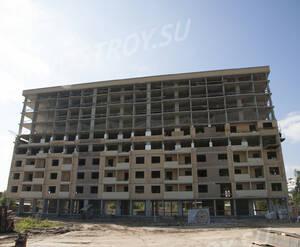 ЖК «Новый Катуар»: ход строительства корпуса 9