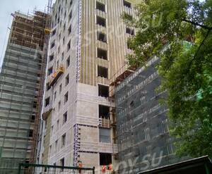 МФК «Резиденции Замоскворечье»: ход строительства