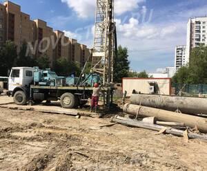 МФК «Клубный дом на Менжинского»: ход строительства