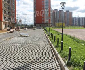 ЖК «Охтинская Дуга»: ход строительства дома №3 из официальной группы Вконтакте