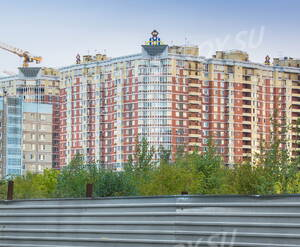 ЖК «Большое Ступино»: Общий вид на корпуса 1.2 и дом 2