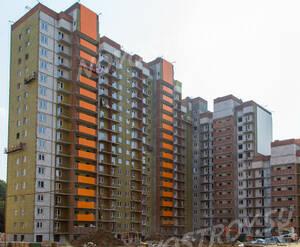 ЖК «Восточное Бутово»: ход строительства корпуса №25