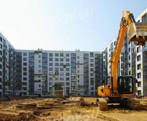 ЖК «Ново-Молоково»: ход строительства корпуса №11