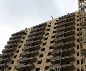 ЖК «Экоград на Микояна»: ход строительства корпуса №1