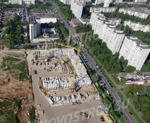 ЖК «Орехово-Борисово»: скриншот с видеообзора