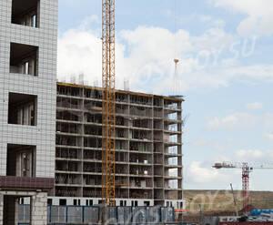 ЖК «Саларьево Парк»: ход строительства корпуса №7.2
