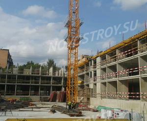 ЖК «Люблинский»: ход строительства