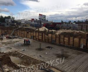 ЖК «Калипсо-3»: ход строительства корпуса №1