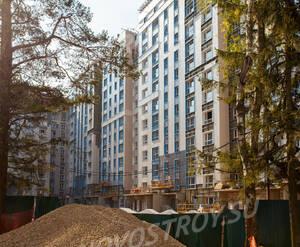 ЖК «Мелодия леса»: ход строительства корпуса №8
